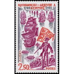 Timbre N° 3055 Neuf ** - Parc de la Guadeloupe