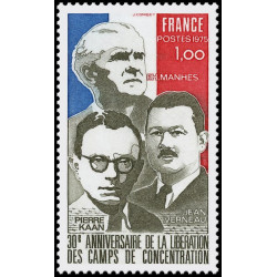 Document officiel La Poste - Jean Giraudoux