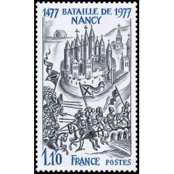 Document officiel La Poste - Belle île en mer - Vauban - La citadelle
