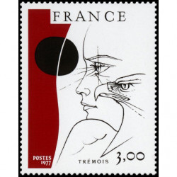 Document officiel La Poste - Jean Messagier