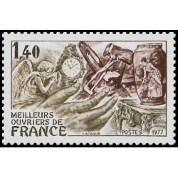 Document officiel La Poste - Diderot d'après L. M. Van Loo