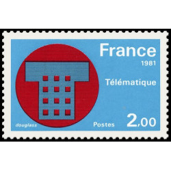 Timbre N° 3212 Neuf ** - 150é anniversaire du premier timbre poste Français