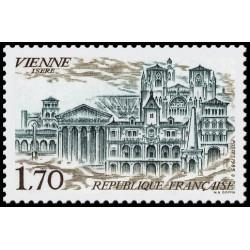 Stamp N° 2732 VF MNH - Parcours de la flamme olympique