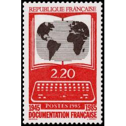 Timbre N° 2789 Neuf ** - Les Postiers autour du monde