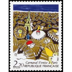 Timbre N° 2793 Neuf ** - Journée du timbre 1992
