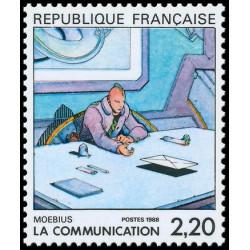 Timbre N° 2933a Neuf ** - Journée du timbre 1995