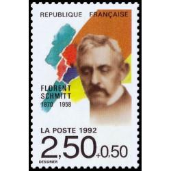 Timbre N° 334 - Centenaire de l'expédition du Gauss