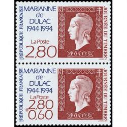 Timbre Bulgarie - FDC Europa - Tirage limité