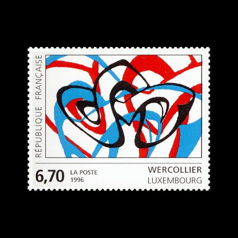 Timbre France - FDC Europa - Tirage limité