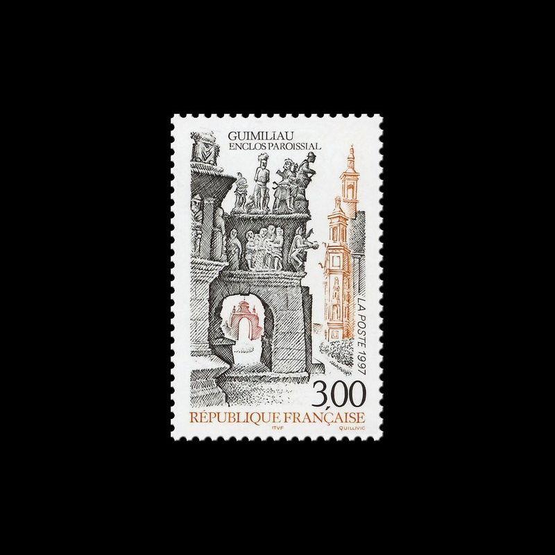 Timbre Islande - FDC Europa - Tirage limité