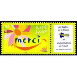 Timbre Rep Tchèque - FDC Europa - Tirage limité