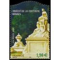Document officiel La Poste - Maurice Genevoix