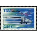 Timbre Belgique - FDC Europa