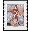 Timbre Guernesey - FDC Europa