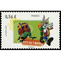 Timbre Irlande - FDC Europa