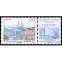 Timbre Liechtenstein - FDC Europa
