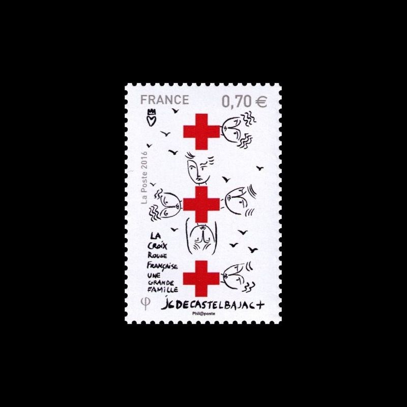 Timbre Nations Unies - FDC Europa