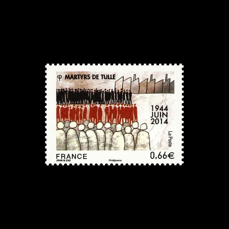 Timbre Niger - FDC Europa