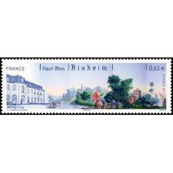 Timbre Roumanie - FDC Europa
