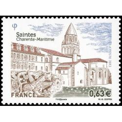 Timbre Saint Marin - FDC Europa