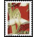 2008 - PAP lettre 20g France - Mission humanitaire Airbus A380 - séisme en Chine