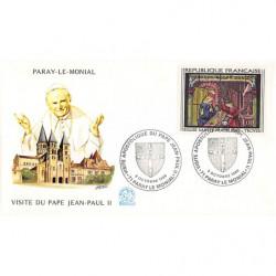 FDC Thiaude - Enveloppe premier jour de 1978