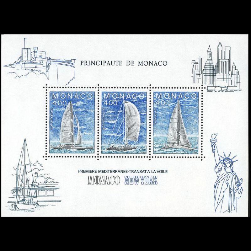 Bloc de timbre Neuf **