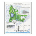 Timbre FDC Europa - Enveloppe premier jour du Luxembourg