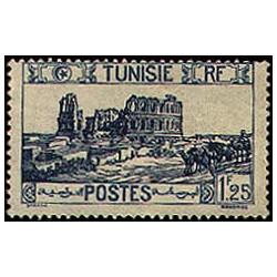 Timbre N° 1827 oblitéré - Industrie de la pêche (bonite)