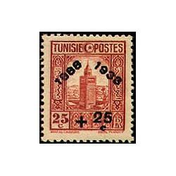 Timbre N° 2095 oblitéré - Geotrygon caniceps - Colombe de Gundlach