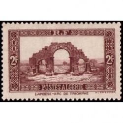 Timbre N° 4243 oblitéré - Anniversaire du premier timbre cubain