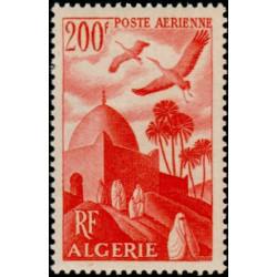 Timbre N° 1318 Neuf ** - Oiseaux du parc du Mercantour