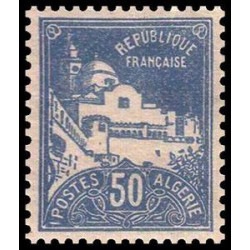 Timbre N° 1361 Neuf ** - 50° anniversaire du jardin éxotique