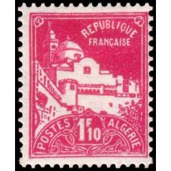 Timbre N° 1404 Neuf ** - Place de la Visitation