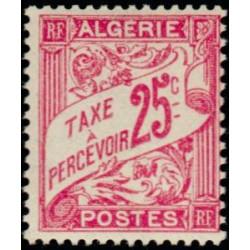 Timbre N° 483 Neuf ** - Type Paix surchargé 1 f. sur 1 f. 25