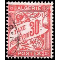 Timbre N° 484 Neuf ** - Type Paix surchargé 1 f. sur 1 f. 40