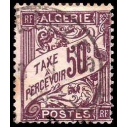 Timbre N° 487 Neuf ** - Type Cérès surchargé 1 f. sur 2 f. 25