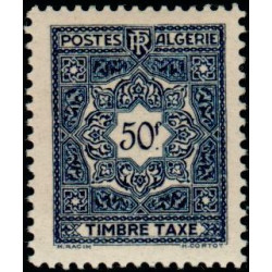 Timbre N° 538 Neuf ** - Type Mercure 50 c.