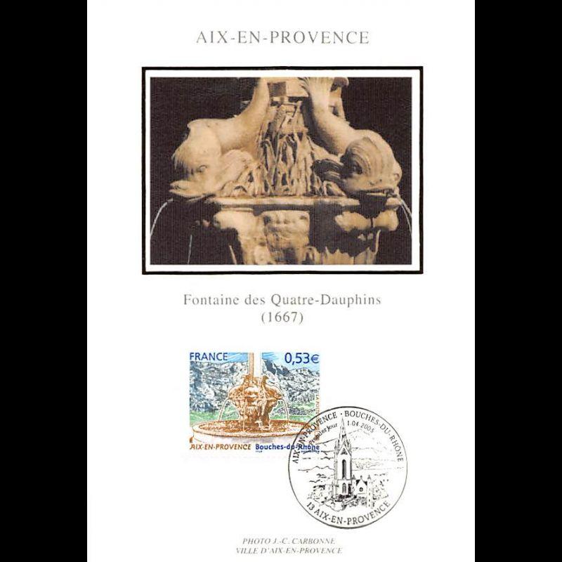 Document officiel La Poste - Colmar