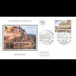 Document officiel La Poste - Croix-rouge Française 2011