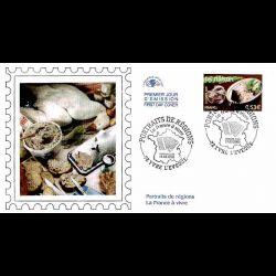 Document officiel La Poste - Collégiale Notre-Dame de Melun
