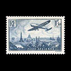Timbre N° PA 347 Neuf ** - Cinquantenaire du premier vol régulier Paris-Nouméa