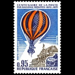 Document officiel La Poste - France - Brésil
