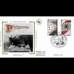 Document officiel La Poste - Albert Einstein