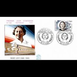 Document officiel La Poste - Anniversaire