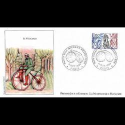 Document officiel La Poste - Croix-rouge Française 2006