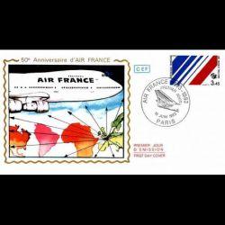 Document officiel La Poste - Carcassonne