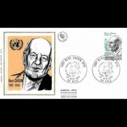 FDC - Enveloppe premier jour de 1958