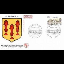 FDC - Enveloppe premier jour de 1961