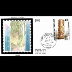FDC - Enveloppe premier jour de 1963